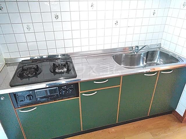 吉祥宮根の郷 303号室のキッチン