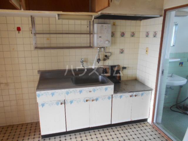 第2柴田ビル 407号室のキッチン