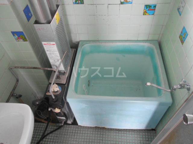 第2柴田ビル 407号室の風呂