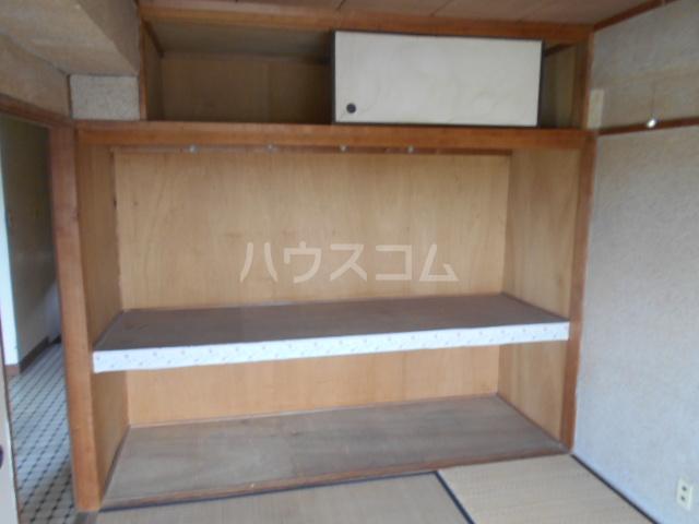 第2柴田ビル 407号室の収納
