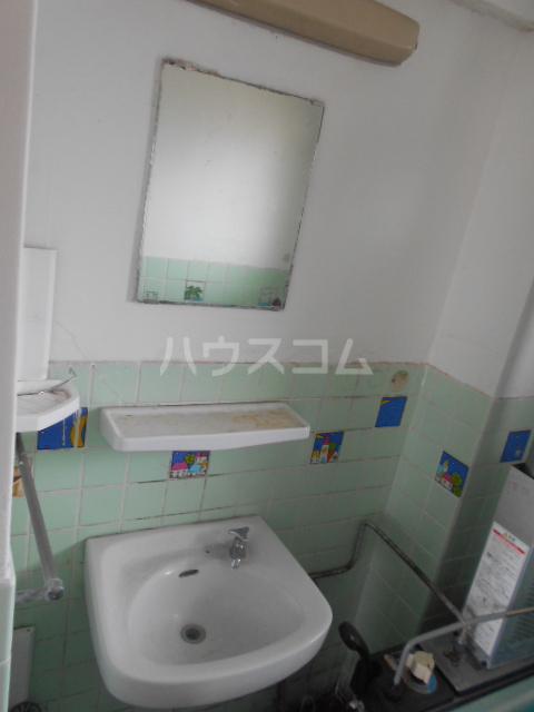 第2柴田ビル 407号室の洗面所