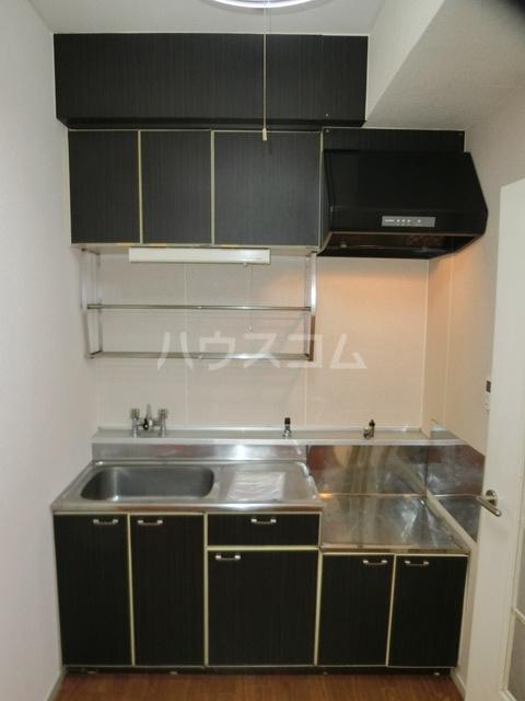 アークヒルズ虹ヶ丘 306号室のキッチン