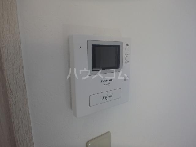 WJ・W-3ハイツ 206号室のセキュリティ
