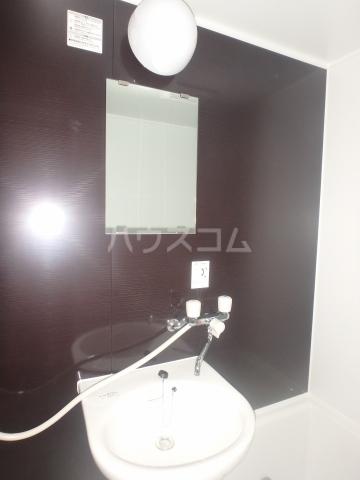 WJ・W-3ハイツ 206号室の洗面所