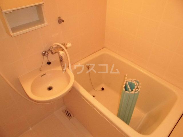 ホワイトコーポ 205号室の風呂