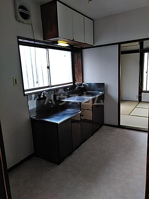 菊池荘 201号室のリビング