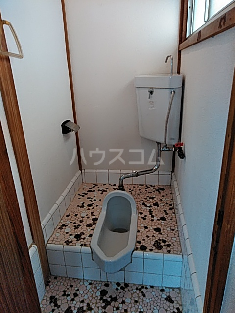 菊池荘 201号室のトイレ