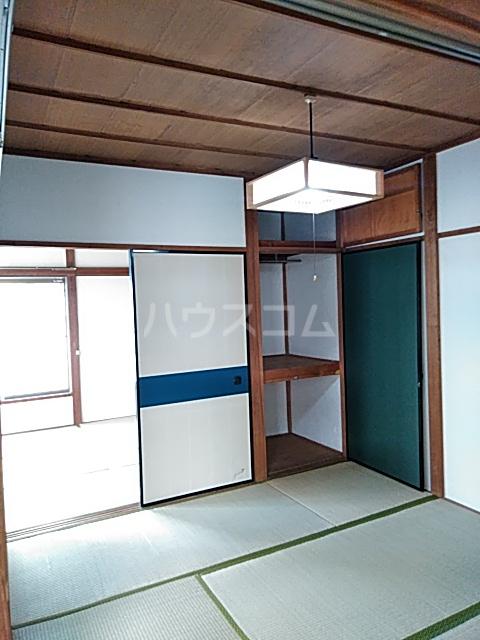 菊池荘 201号室の居室