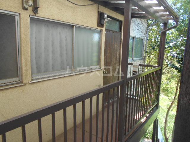江戸川荘 203号室の景色