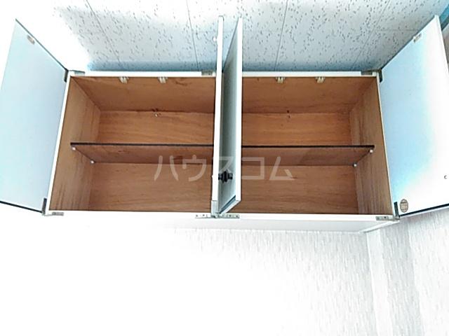 ロイヤルハイツ 401号室の収納