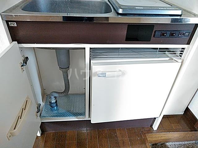 ニチエイハイツ 101号室のキッチン
