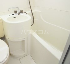 ゆには7 1C号室の風呂