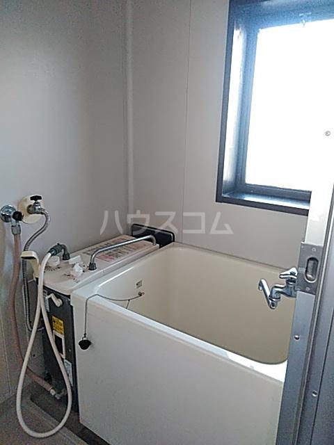 シティハイム日吉 102号室の風呂