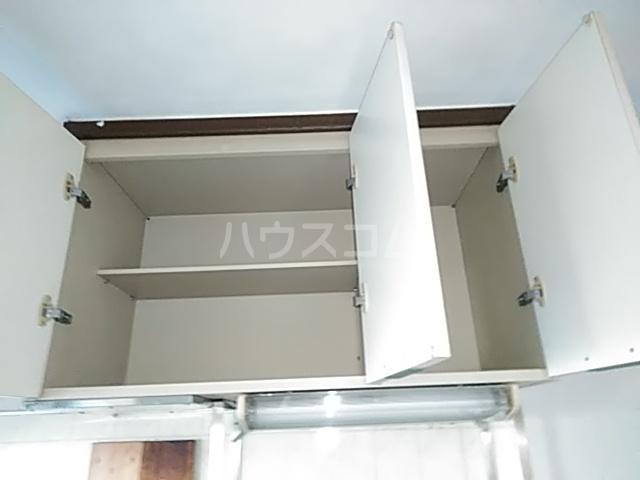 シティハイム日吉 102号室のキッチン