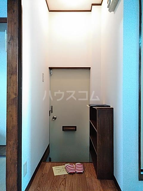 クリエイト・ハラ第一 102号室の玄関