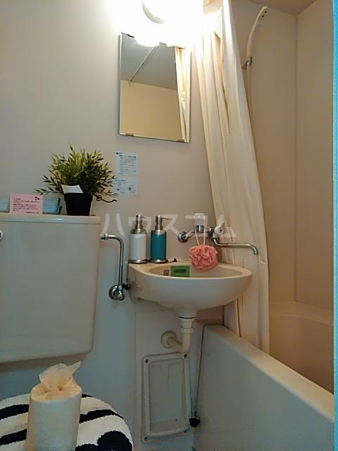 クリエイト・ハラ第一 102号室の風呂