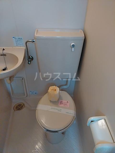 クリエイト・ハラ第一 202号室のトイレ