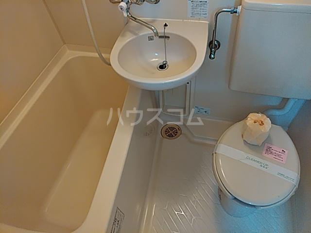 クリエイト・ハラ第一 202号室の風呂