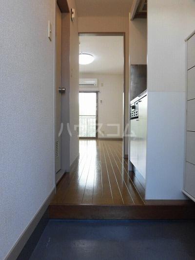 サンストリートつつじヶ丘 307号室の玄関