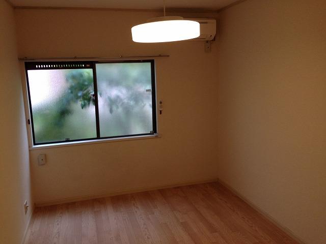 ハウスぶる 101号室のリビング