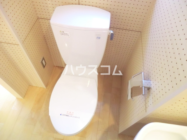 ROKA TERRAZZA 2309号室のトイレ