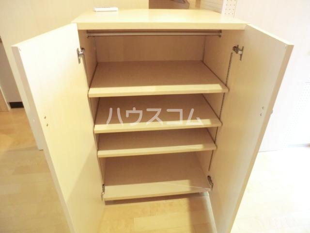 ROKA TERRAZZA 2309号室の収納