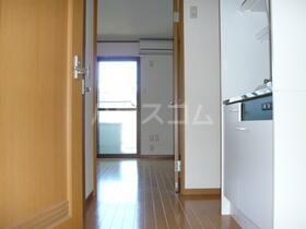 エルシオン 105号室の玄関