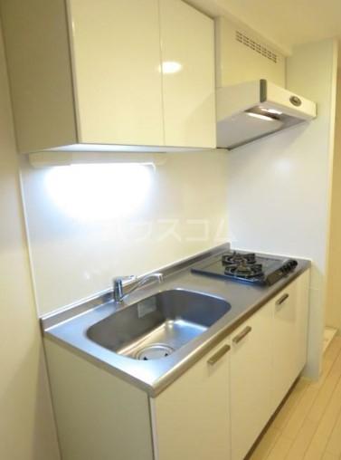 レディアス調布国領 509号室のキッチン