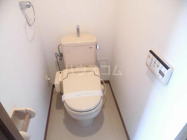 チュリス明大前 1004号室のトイレ