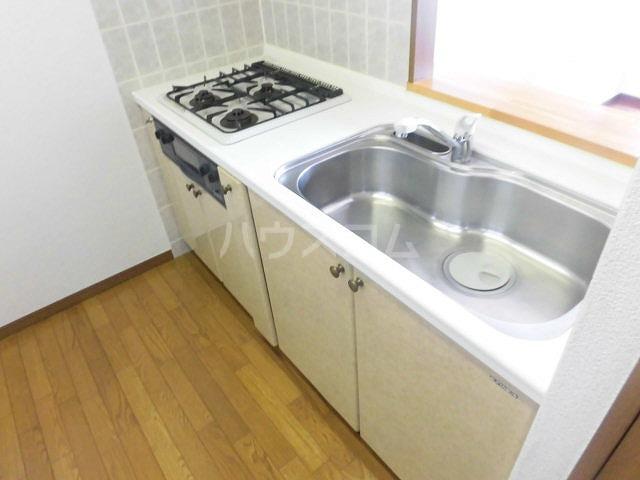 チュリス明大前 1004号室のキッチン