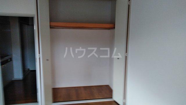 パインヒルズ仙川 207号室の収納