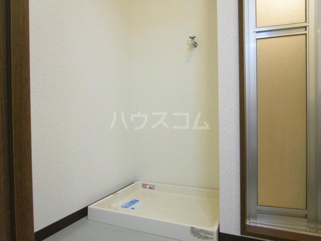 AvantiⅠ 105号室の洗面所