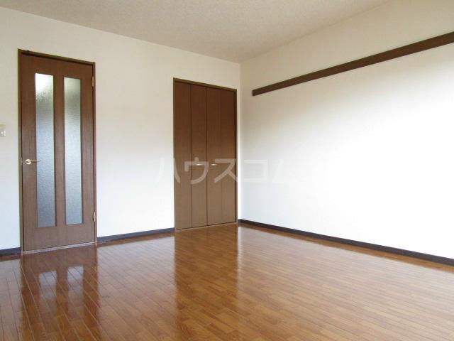 AvantiⅠ 105号室のベッドルーム