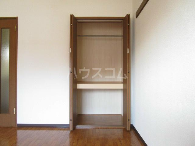 AvantiⅠ 105号室の収納
