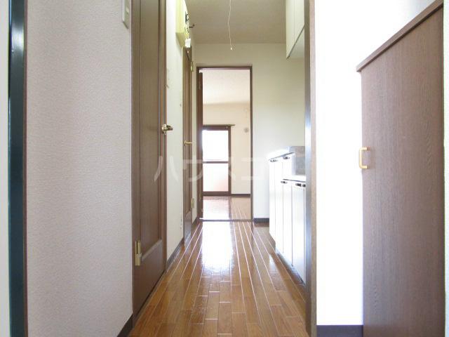 AvantiⅠ 105号室の玄関