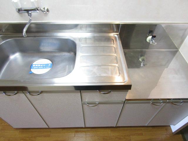 AvantiⅠ 105号室のキッチン