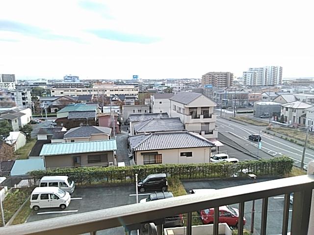 稲元ビル東伊場 401号室の景色