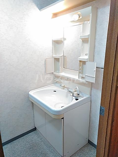 稲元ビル東伊場 401号室の洗面所