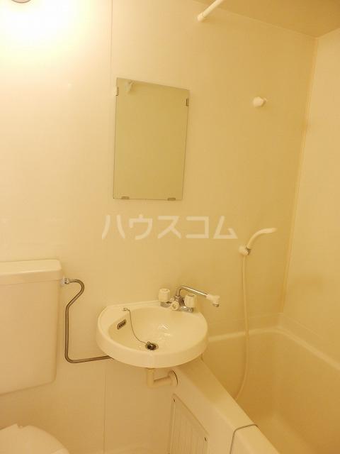 ビクトリアパレス 103号室の洗面所