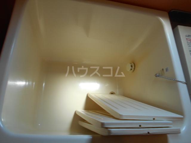 アドミラルハイツ 402号室の風呂