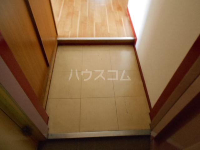 アドミラルハイツ 402号室の玄関