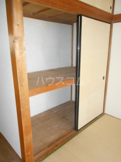 ハイライトコーポ 206号室の収納