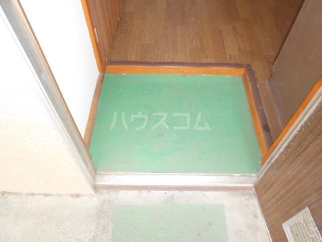ハイライトコーポ 206号室の玄関