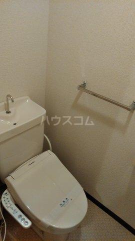 ジュネス浅間台 301号室のトイレ