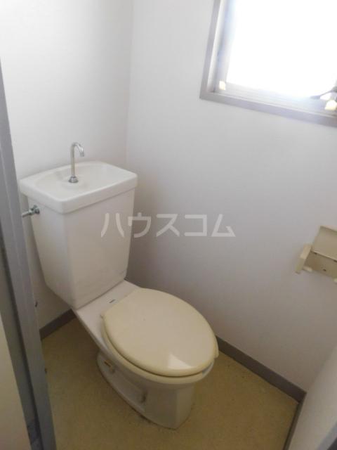 サンモール今泉 305号室のトイレ