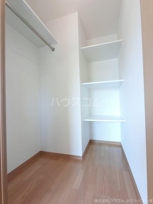 ルピナス 201号室の収納