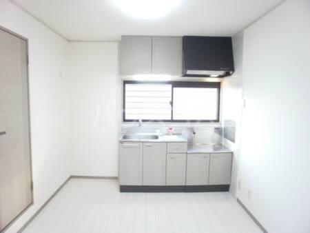セジュール静Ⅲ 202号室のキッチン