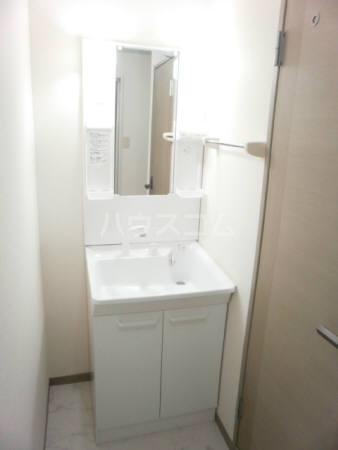 セジュール静Ⅲ 202号室の洗面所