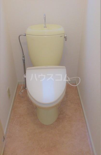 Grace 202号室のトイレ