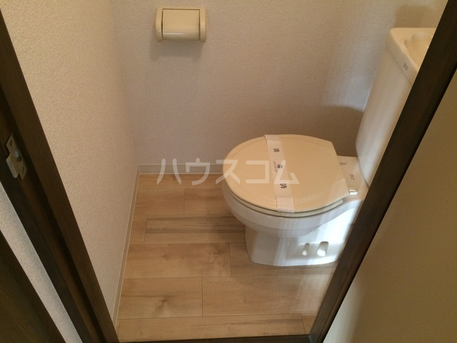 グランドバレー 101号室のトイレ